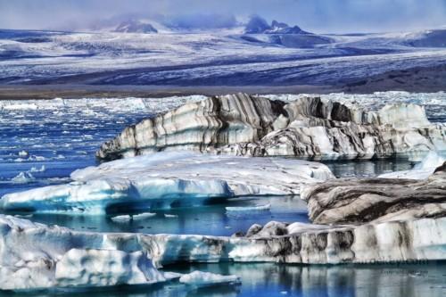 炎と氷の大地(アイスランド)